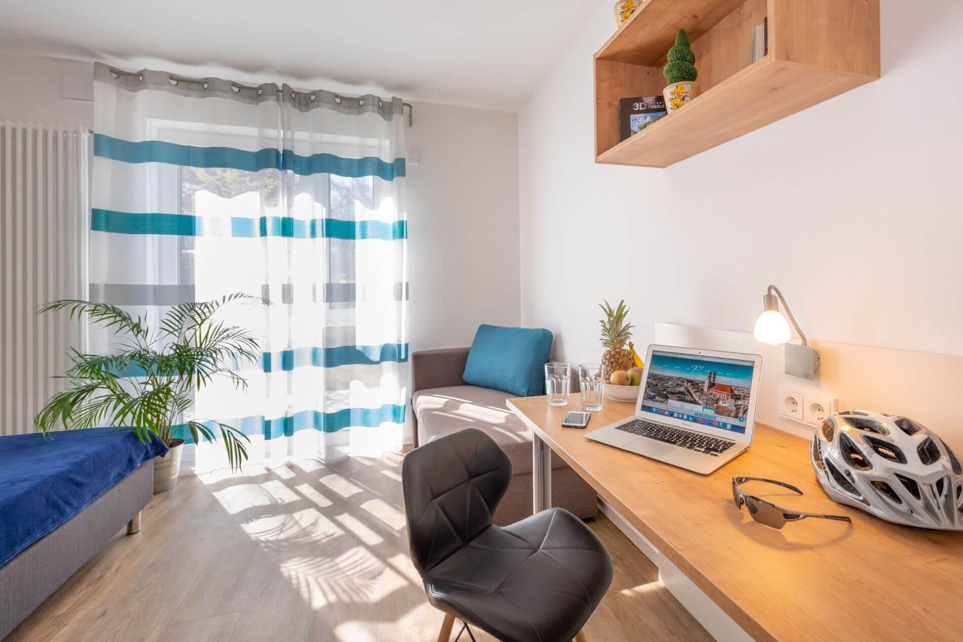 Studio for rent in Munich