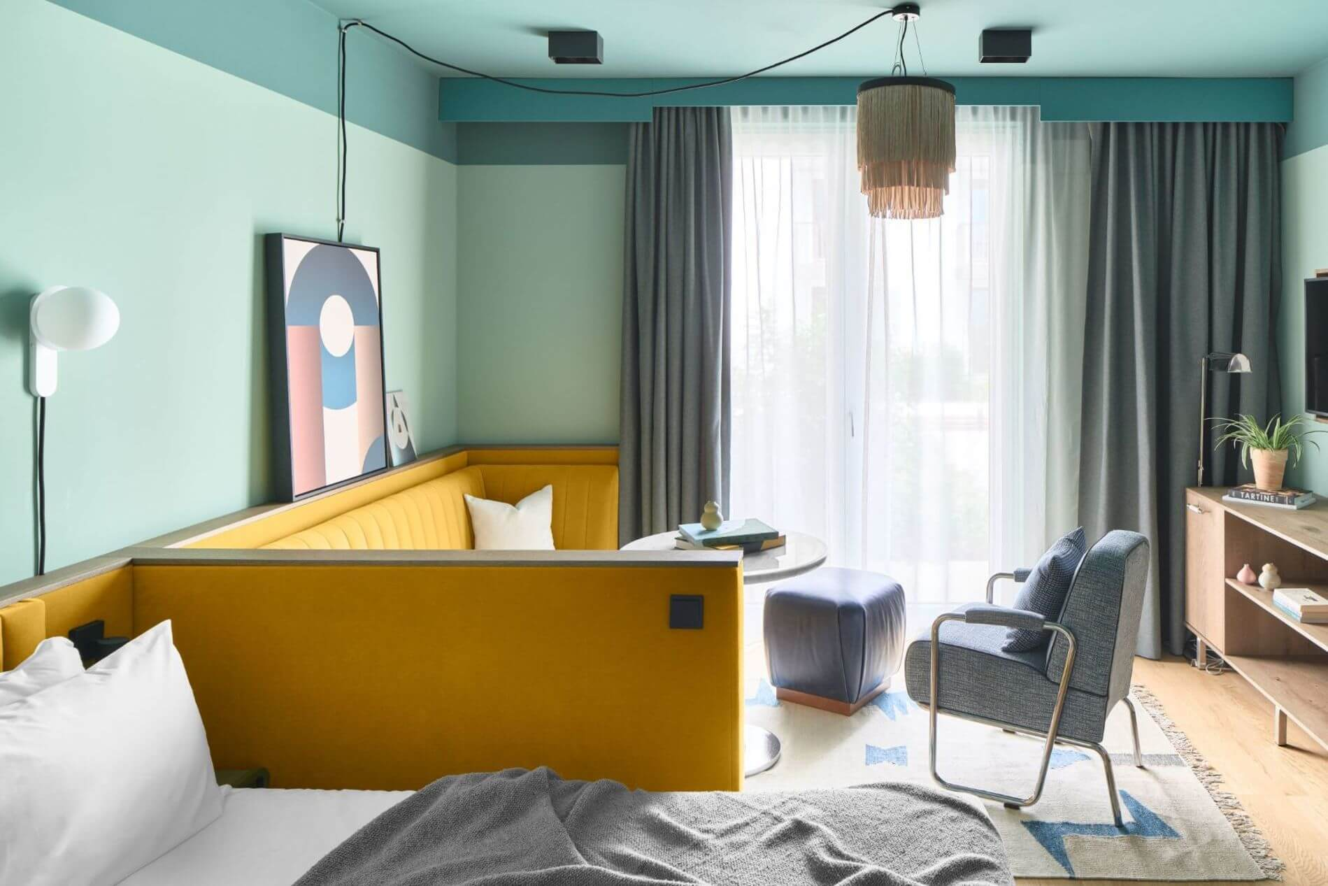 Studio apartment in Munich 3