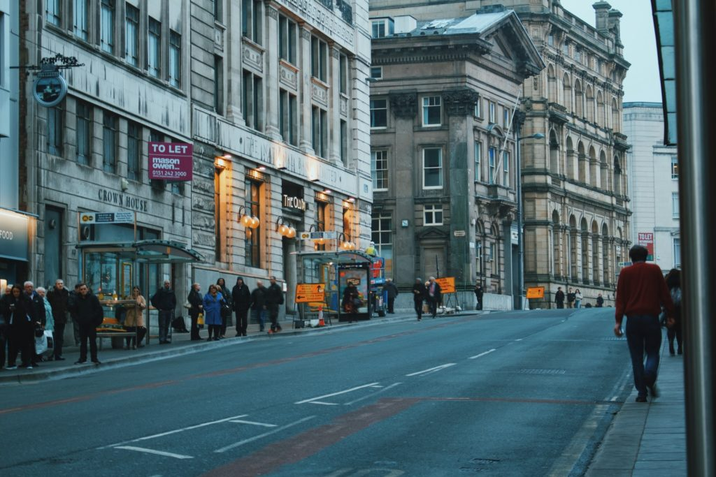 Best cities in the UK - Liverpool