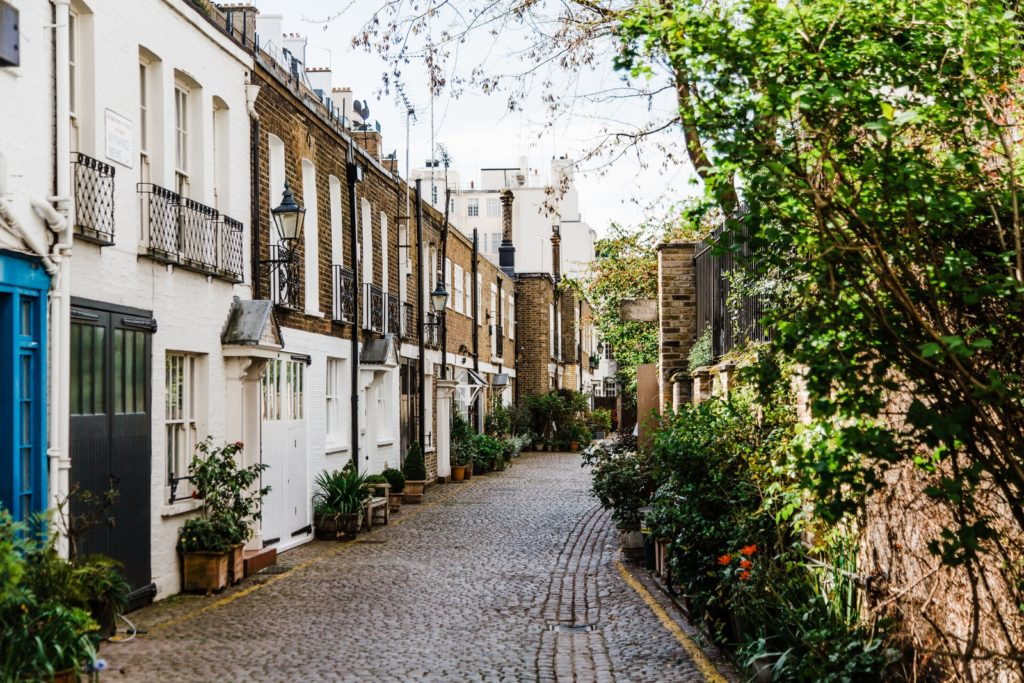 Best cities in the UK - London