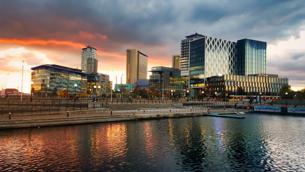 Best cities in the UK - Manchester