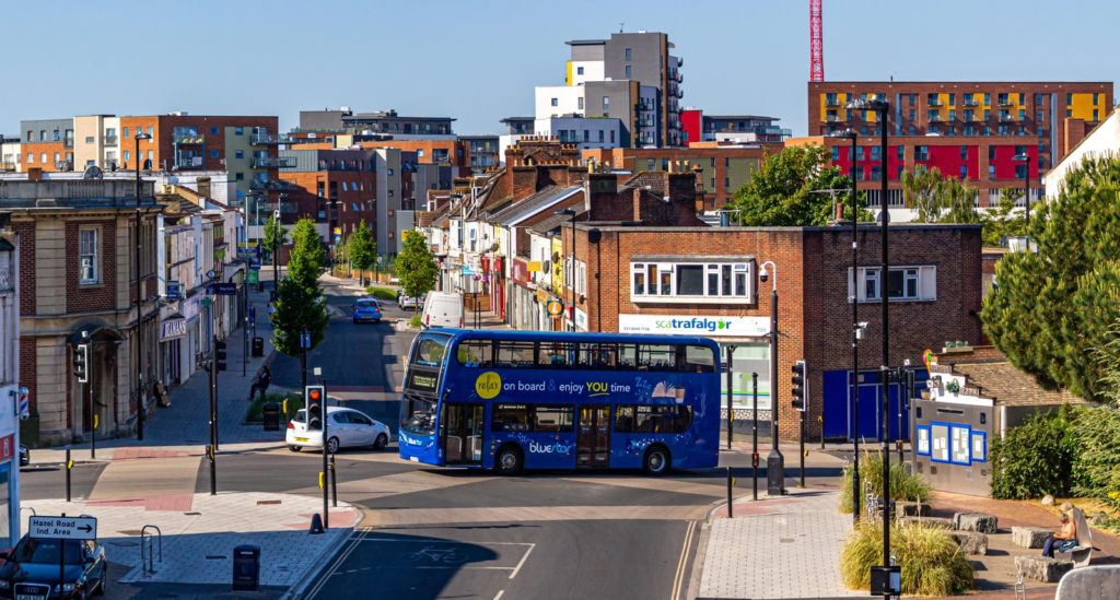 Best cities in the UK - Southampton