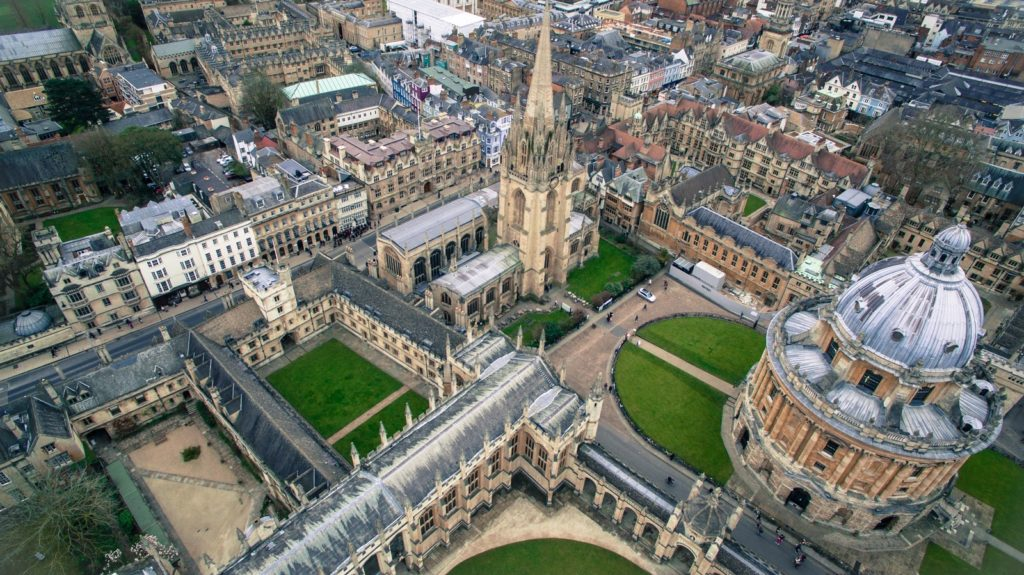 Best cities in the UK - Oxford