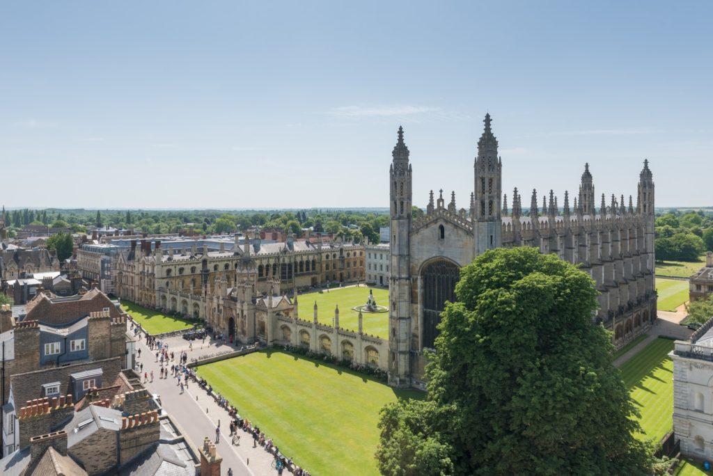 Best cities in the UK- Cambridge