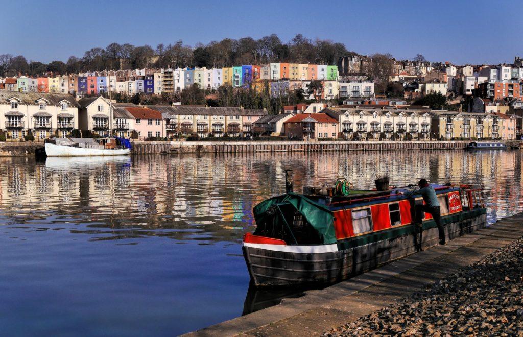 Best cities in the UK - Bristol