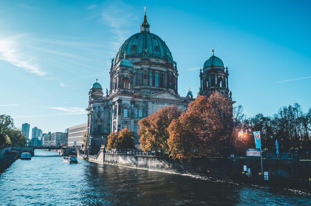 Berlin Cathedral , Berlin Mitte