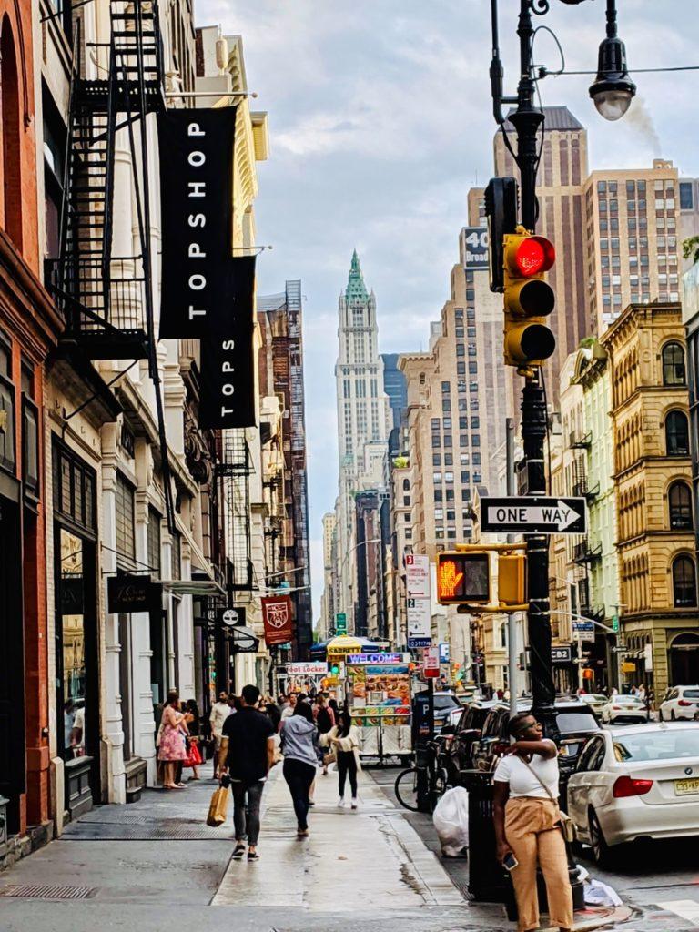 Manhattan neighborhood 1