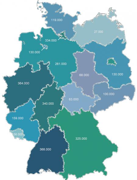 Statistik Pendler In Deutschland