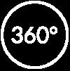 Ein Icon für Homelike's 360 Grad Ansicht