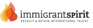 Hier würden Sie das Logo von immigrantspirit sehen.